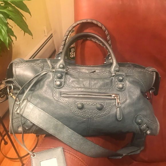 Balenciaga Handbags - Authentic Balenciaga classic city bag